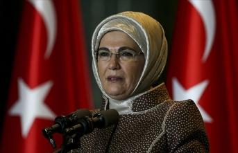 Emine Erdoğan'dan Ramazan Bayramı mesajı