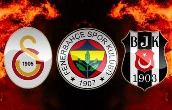 F.Bahçe, G.Saray ve Beşiktaş yıldız oyuncu için kılıçları çekti