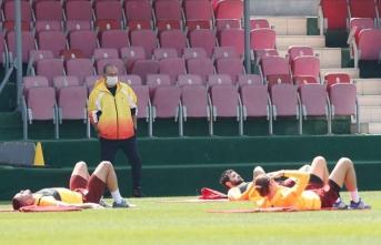 Galatasaray'da Kovid-19 test sonuçları çıktı