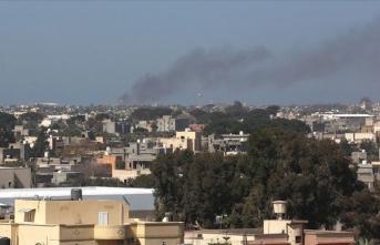 Hafter'e bağlı milisler Trablus'ta sivilleri hedef aldı: 3 ölü, 19 yaralı
