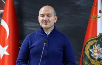 İçişleri Bakanı Soylu'dan Van polisine tebrik