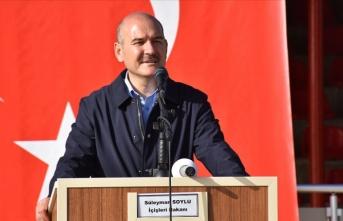 İçişleri Bakanı Soylu: Terörü kaynağında yok edeceğiz