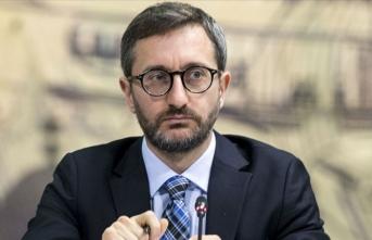 İletişim Başkanı Altun'dan Muharrem İnce'ye tepki