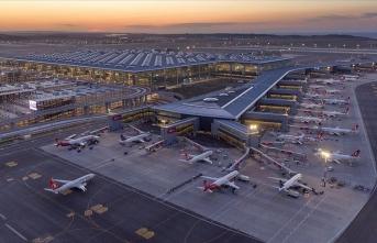 İstanbul Havalimanı'nda periyodik bakım sürüyor