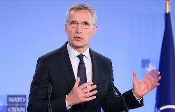 'NATO Trablus hükümetine destek vermeye hazır'