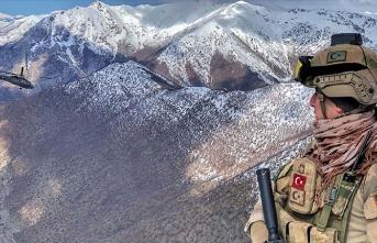 PKK'ya bir büyük darbe daha! Sözde Herekol karargahı çöktü