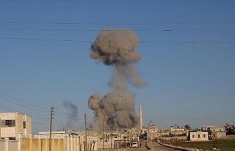 Esed rejimi Bab'a saldırdı: Ölüler var!