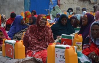 TİKA'dan Somali'de Ramazan yardımı