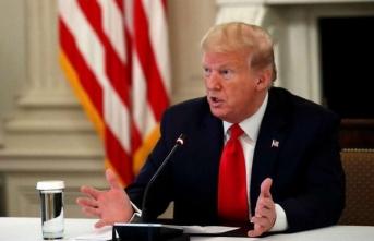 Trump yine tehdit etti: kalıcı olarak donduracağız!