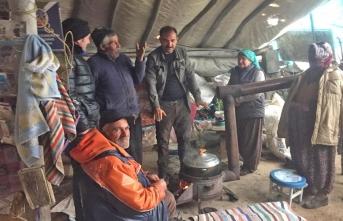 Yaylacıların imdadına Malatya Büyükşehir Belediyesi koştu