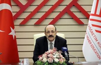YÖK Başkanı Yekta Saraç'tan müjdeli haber