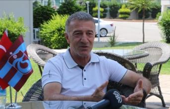 Ahmet Ağaoğlu: Bizi provokasyonunun içine çekmeye çalışıyorlar