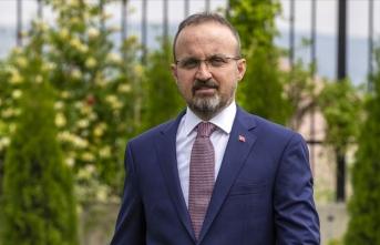 AK Parti Grup Başkanvekili Turan'dan barolara 'yürüyüş' tepkisi