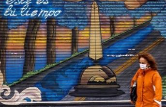 Arjantin'de Kovid-19 karantinası işletmelerin geleceğini tehdit ediyor