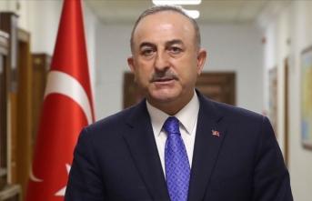 Bakan Çavuşoğlu: İsrail'in ilhak planı Ortadoğu'da kalıcı bir barış için tüm umutları yok edecektir