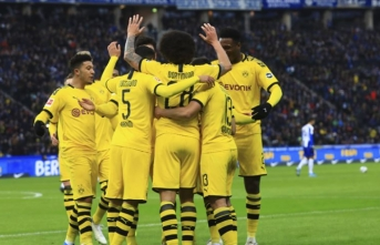 Borussia Dortmund, sezonu ikinci sırada tamamlamayı garantiledi