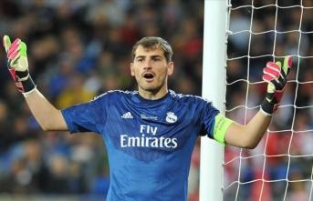 Casillas federasyon başkanlığı adaylığını geri çekti