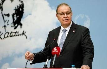 CHP Parti Sözcüsü Öztrak, MYK toplantısına ilişkin açıklama yaptı