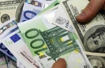 Dolar ve Euro'da gün sonu rakamları