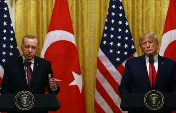 Erdoğan ve Trump'tan kritik görüşme!