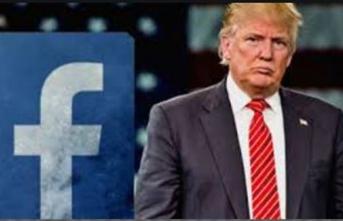 Facebook'da Trump depremi