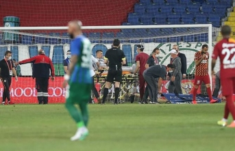 Galatasaray kalecisi Muslera'nın ayağında 2 ayrı kırık tespit edildi