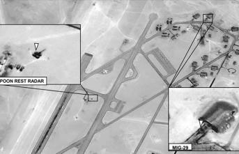 Libya'da dikkat çeken hareketlilik! ABD uydu görüntülerini yayınladı