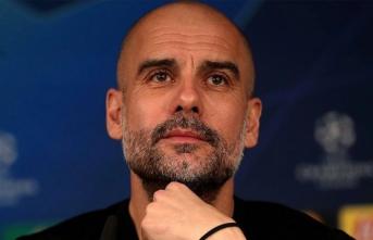 Manchester City Teknik Direktörü Guardiola gelecek sezon şampiyonluğu hedefliyor