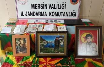 Mersin'de terör örgütü PKK/KCK operasyonu: 6 gözaltı