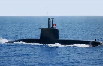 MSB: Akdeniz'de Türk ve İtalyan denizaltılarıyla eğitim gerçekleştirildi