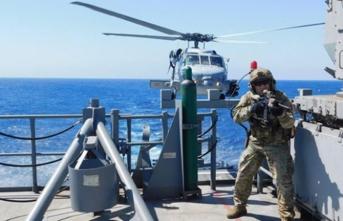 MSB'den Orta Akdeniz'de harekata hazırlık eğitimi