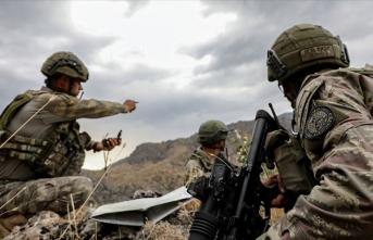 PKK'ya Pençe-Kaplan darbesi: 41 terörist öldürüldü!