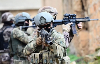 PKK'ya peş peşe operasyonlarda ağır darbe!