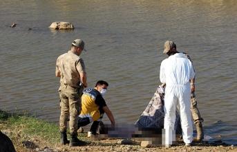 Arkadaşlarıyla baraja giren 11 yaşındaki  ikizlerden biri boğuldu