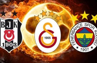 Transfer bombaları patlıyor! Beşiktaş, F.Bahçe ve G.Saray....