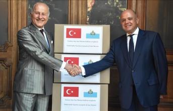 Türkiye bir ülkeye daha yardım elini uzattı