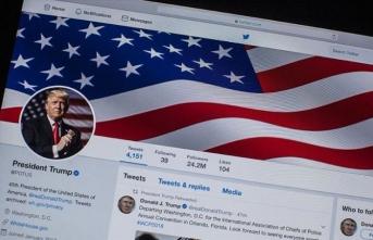 Twitter'dan Trump'ın paylaşımına 'manipüle edilmiş medya' etiketi