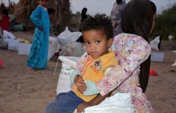 Yemen'de 5 milyondan fazla kişi daha gıda ve temiz sudan yoksun kalabilir