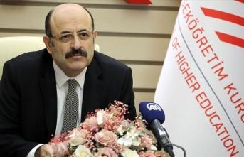 YÖK Başkanı Saraç: Kadın öğretim elemanı sayısı yüzde 45'e yükseldi