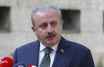 TBMM Başkanı Mustafa Şentop'tan BAE'ye sert tepki