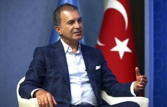 AK Parti Sözcüsü Çelik: 'Fransa 14 aydır neredeydi?'