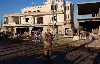 Azez'de terör saldırısı: 5 ölü, 85 yaralı