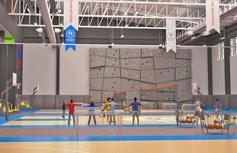 Bakanlık'tan sığınmacı gençler için spor tesisleri!