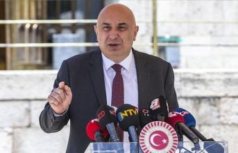 CHP Grup Başkanvekili Özkoç: Barolara ilişkin teklife muhalefet etmeyi sürdüreceğiz
