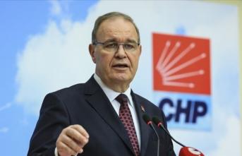 CHP Sözcüsü Öztrak: Çoklu baro demek, çoklu hukukun kapısını aralamak demek
