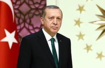 Cumhurbaşkanı Erdoğan'dan Erzurum Kongresi'nin 101. yıl dönümü mesajı