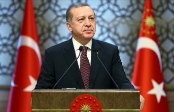 Cumhurbaşkanı Erdoğan'dan Medipol Başakşehir'e tebrik