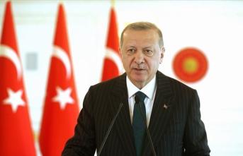 Cumhurbaşkanı Erdoğan ile Haiti Cumhurbaşkanı Moise ile görüştü