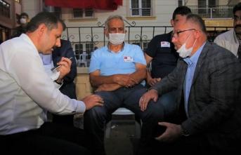 Cumhurbaşkanı Erdoğan şehit babasıyla telefonda görüştü