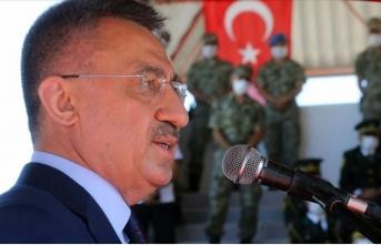 Cumhurbaşkanı Yardımcısı Oktay'tan net mesaj! 'Çabaları beyhude'